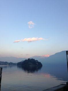 Isola Comacina nel Ossuccio, Lombardia