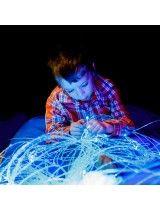 Fiber Optic Flexible Lights with Light Source
