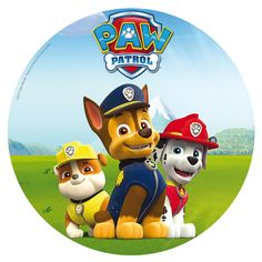 anniversaire a theme Paw Patrol Cake, Paw Patrol Party, Paw Patrol Birthday, Paw Patrol Stickers, Kids Stickers, Baby Boy 1st Birthday Party, 21st Birthday, Imprimibles Paw Patrol, Dog Themed Parties