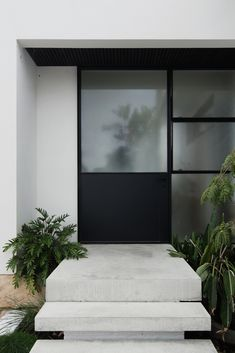 Gallery of House B / Whispering Smith - 3 Contemporary Architecture, Architecture Details, Interior Architecture, Interior Design, Minimalist Architecture, Perth, Whispering Smith, Urban Heat Island, Front Door Design