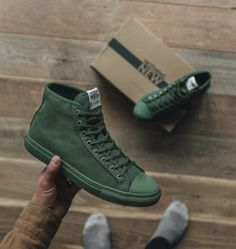 High Tops, Men's Shoes, High Top Sneakers, Converse, Mens Fashion, Guys, Style, Loafers & Slip Ons, Tennis