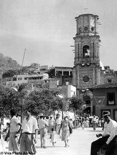 Our Lady of Guadalupe Parish http://www.puertovallarta.net/gallery/ #vallarta #puertovallarta #mexico #history