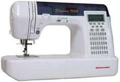 Stitchmaster Elegance 7000 Sewing Machine  £299 (RRP £699) 23122014