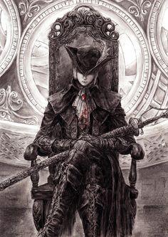 Sif Dark Souls, Dark Souls Art, Dnd Characters, Fantasy Characters, Bloodborne Maria, Dark Fantasy, Fantasy Art, Character Art, Character Design