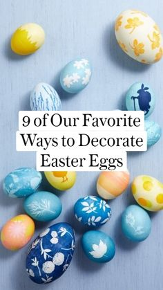 Holiday Crafts, Holiday Fun, Cool Easter Eggs, Diy Osterschmuck, Somebunny Loves You, Easter Arts And Crafts, Easter 2021, Diy Ostern, Diy Easter Decorations