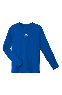 adidas ultimate tee long sleeve