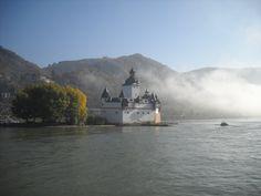 Warum es am Rhein wirklich schön ist! Rheinland-Pfalz, Deutschland