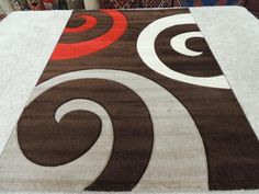 Koru Design Modern Turkish Rug Size: 200 x 290cm