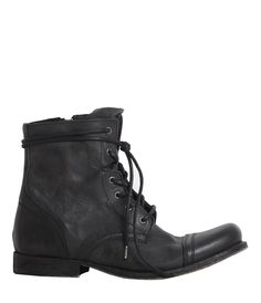 wish they still made this!! Cropped Military Boot, AllSaints Spitalfields