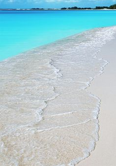Seven Mile Beach, Grand Cayman- it was the bluest water I have ever seen!