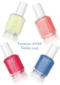 Brilhos da Moda: Vernizes ESSIE Verão 2015