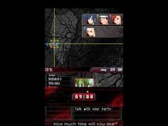 SMT Devil Survivors (Part 3) Wendigo Battle in the Cemetary