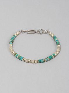 George Frost - Morse Code Bracelet