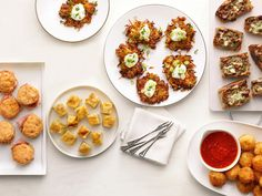 50 Cheese Appetizer Recipes : Food Network - FoodNetwork.com. honey walnut goat cheese.Had these tonight at. Open House so good.