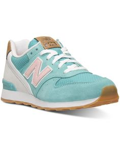 the latest 39e80 40166 New Balance Womens 696 Casual Sneakers from Finish Line Shoes - Finish  Line Athletic Sneakers - Macys