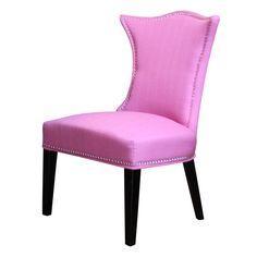 HD Couture Linda Stallion Side Chair & Reviews   Wayfair