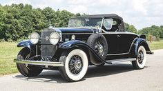 1931 Cadillac V-8 Roadster by Fleetwood