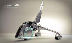 ArtStation - Raptor VX9, Latif Ghouali