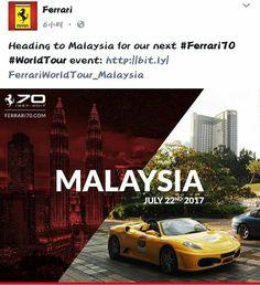 Ferrari 70th Anniversary | Penang | Malaysia | #ferrari70my #malaysia #supercar #horsepower #ferrari #naza #leo #photography
