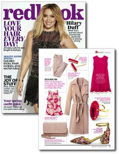 No need for bling when you have an attention-grabbing agate on your wrist. This gorgeous layout is in April's Redbook Magazine Hilary Duff Gold Plated Bracelets, Hilary Duff, The Duff, Bracelet Sizes, Jewelry Shop, Her Hair, New Fashion, Agate, Latest Trends