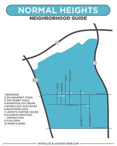 Normal Heights San Diego Neighborhood Guide.