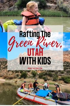 The Green River, flowing through eastern Utah is one of the best sections of whitewater in the Western United States. You can find mellow floats that are suitable for toddlers, day trips packed with adrenaline, and a few of the best multi-day whitewater trips around. Green River Utah, Rainbow Park, Utah Camping, Utah Vacation, Utah Adventures, Float Trip, Boat Safety, Rafting, Day Trips