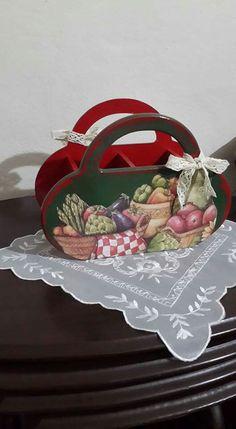 Magazine Racks, Cutlery Holder, Painting On Wood, Creations, Tray, Crafts, Vintage, Ideas, Home Decor