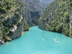 Cotes D'Azur Gorges du Verdon
