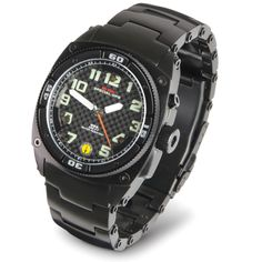 The Genuine Special Forces Watch - Hammacher Schlemmer - This is the tactical watch supplied to The Green Berets and The Delta Force, as well as to members of the CIA, FBI, and Secret Service.