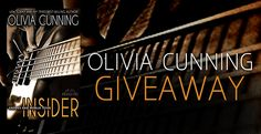 #RockStar #Romance #Giveaway – Win Any #OliviaCunning Novel! #kindle #amreading