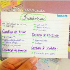 Literatura: trovadorismo. #resumo #literatura #trovadorismo