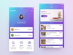 AroundU - Redesign concept