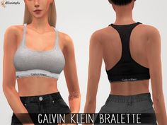 Elliesimple - Calvin Klein Bralette - The Sims 4 The Sims 4 Pc, Sims 4 Cas, Sims Cc, Sims 4 Male Clothes, Sims 4 Cc Kids Clothing, Clothes For Women, Calvin Klein Bralette, Sims 4 Toddler, Sims Baby