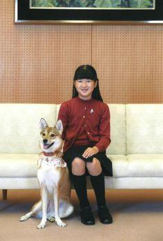 princess aiko of japan celebrates her 10th birthday