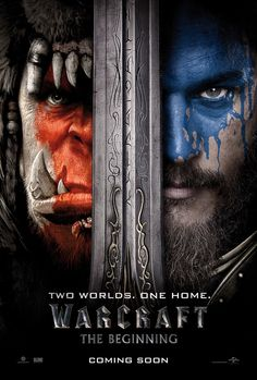 Poster Revealed for Warcraft: The Beginning & Trailer Launch Date Revealed