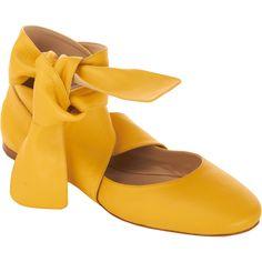 tie up Mustard flats
