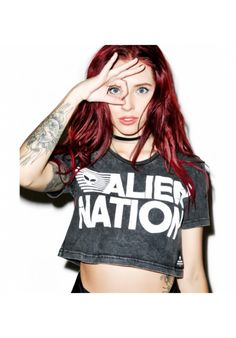 #dollskill #disturbia #aliennation #grunge #tribe #hardsummer #warmtour