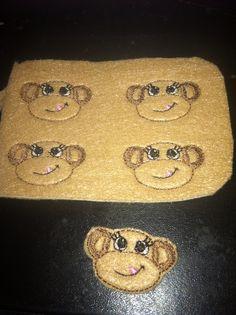 Monkey  www.facebook.com/rhiasfabulousfelties