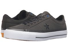 the best attitude 99aed 59fe4 Converse One Star® Pro Suede 90s Color Ox White Lace, Black White, Black