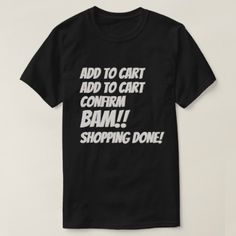 Cyber Monday Deal Christmas Internet Shopping T-Shirt - black gifts unique cool diy customize personalize