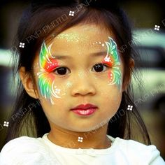 Face Painting Portrait   © PNP Media All Rights Reserved. No…   Flickr