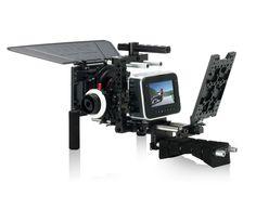 Blackmagic Camera, Arri rig
