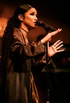 Sydney, Australia -2016 Jhené Aiko Tour
