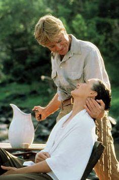 Fin de semana con Meryl Streep y Karen Blixen