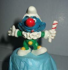 clown smurf