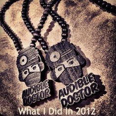 The @AudibleDoctor » What I Did In 2012 [MP3]