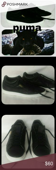 Puma stepper sneakers Only worn a few times. Still in good condition.*Sorry no trades * but open for offers. Smoke free home. Ships same day. Thank you for checking out my closet :) puma  Shoes Sneakers