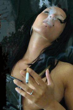 "smokinggirlsandbeyond: ""Inhale… """