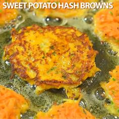 Use dairy free parm Made with only 4 ingredients, these Sweet Potato Hash Browns are easy to make and very delicious. Learn how to make perfect hash browns with my step-by-step photo and video instructions. Vegetable Dishes, Vegetable Recipes, Vegetarian Recipes, Cooking Recipes, Healthy Recipes, Vegetarian Hash, Cooking Ham, Milk Recipes, Cooking Tips