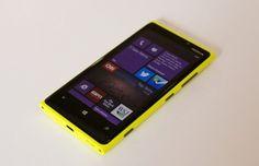 El Nokia Lumia 920 con WP8 GDR3 se muestra en un fotografía - LuisAndradeHD.com